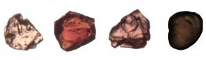 Heavy minerals analysis